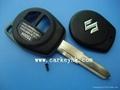Suzuki swift remote key shell blank case