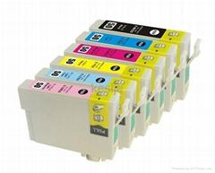 爱普生(epson)ICBK50系列优质兼容墨盒(出口日本)