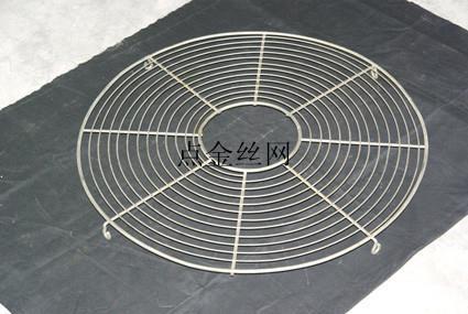 厂家直销点  不锈钢风机防护罩 5