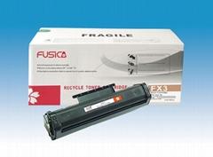 compatible toner cartridge for Canon FX3