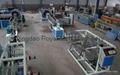 PVC fiber reinforced soft hose extrusion