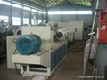 PVC Pipe Extrusion Line 1