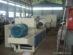 PVC給排水管材擠出生產線