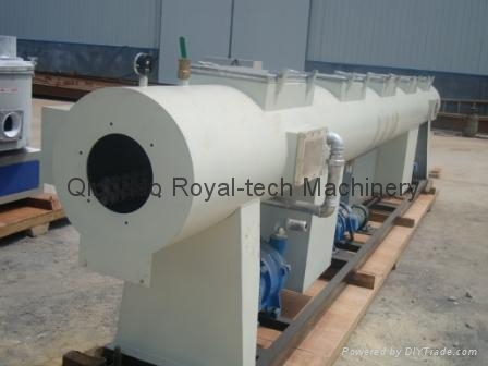 PVC Pipe Extrusion Line 4