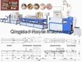 PE/PP WPC Extrusion Machine