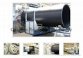 HDPE Large Diameter Hollow Wall Winding