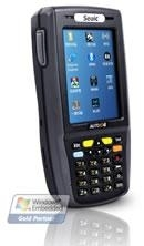 AUTOID6 R   ed PDA w/ WiFi and VOIP