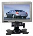 IB-2070B Stand Alone 7inch Car LCD Monitor 1