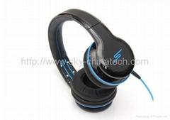 Wireless Headphones SMS Audio SYNC by 50 Cent 2012 Latest Design black