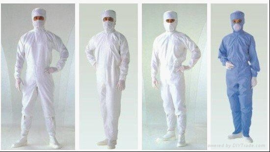 Anti-static clothes 1