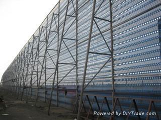 挡风抑尘墙用挡风板 1