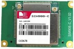 Quad-band GSM/GPS module SIM908-C