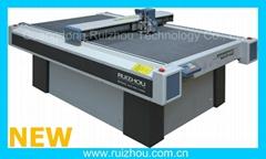 Ruizhou Newest Dieless Corrugated Carton Box Cutters for Sample-making