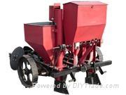 土豆种植机