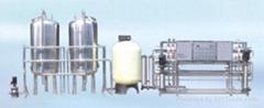 崑山專業供應RO反滲制水系統
