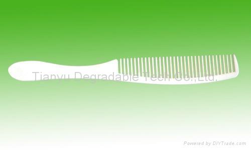 bio degradable comb 1