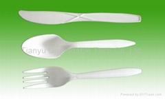 bio Degardable cutlery