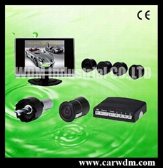 "L-305 3.5"" Video Parking Sensor"
