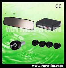 L-618 Rear View Mirror Parking Sensor