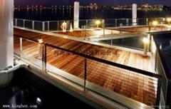 鋁合金遊艇碼頭