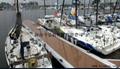 铝合金游艇码头 3