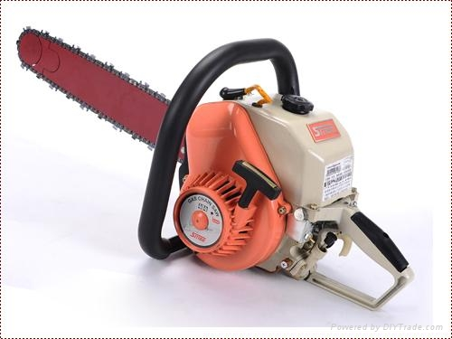 "78.5CC 2.94kw 24""/28""/35""/39"" Gasoline Chain Saw (SO-GS7800B) 1"