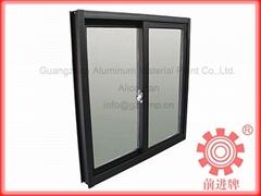 中國  鋁合金推拉窗
