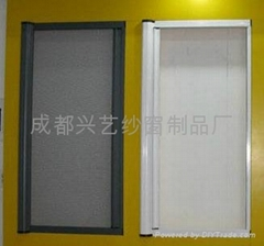 豪華型推拉紗窗
