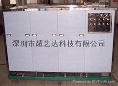 多槽式(溶剂)超声波清洗机