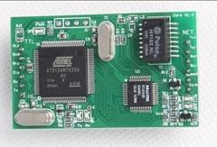 工業級TTL轉以太網模塊