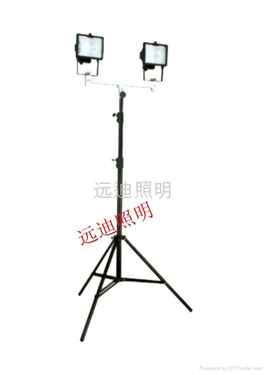 SFW6140B便携式升降工作灯 1