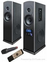 2.0 active speaker