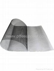 PTFE coated mesh conveyor belt