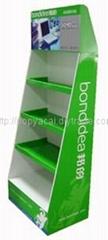 Paper shelves