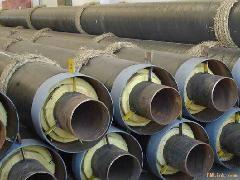 鋼套鋼蒸汽管