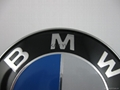 BMW 82MM New 3D Version With 2 Pins High Quality Car Badges Car Emblems 3