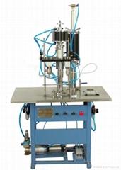 富達QGB-900c半自動氣霧劑灌裝機