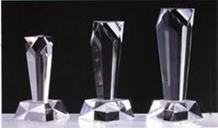 各種形狀的亞克力獎杯獎牌系列