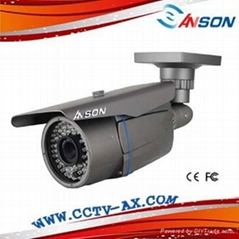 cctv 4-9mm lens waterproof camera AX-520WB-B