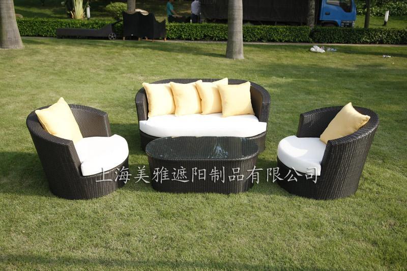 編藤桌椅 MY-13 4