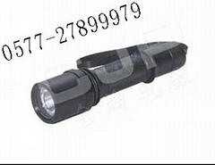 J-JW7620B固態微型強光防爆電筒