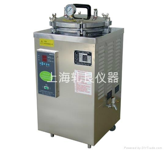 立式压力蒸汽灭菌器BXM-30R(原型号YXQ-LS-30) 1