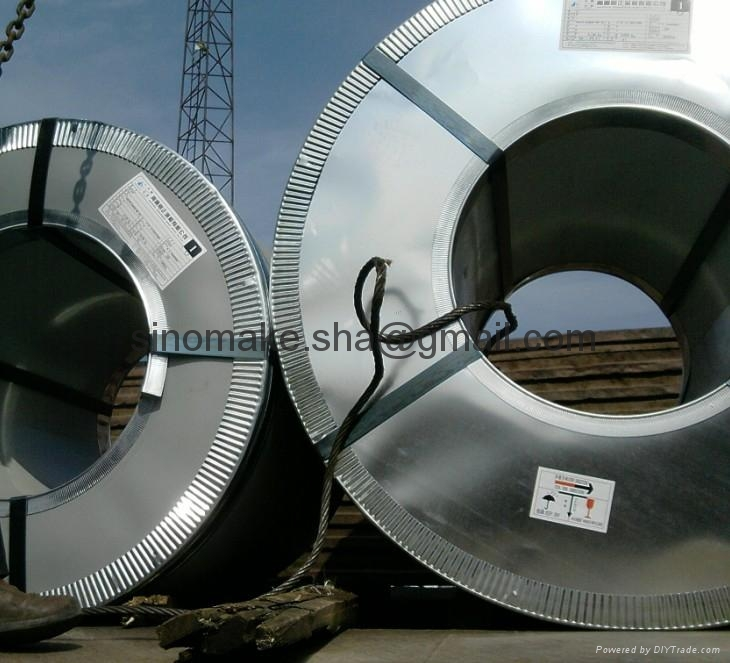GI and CR steel coil 2