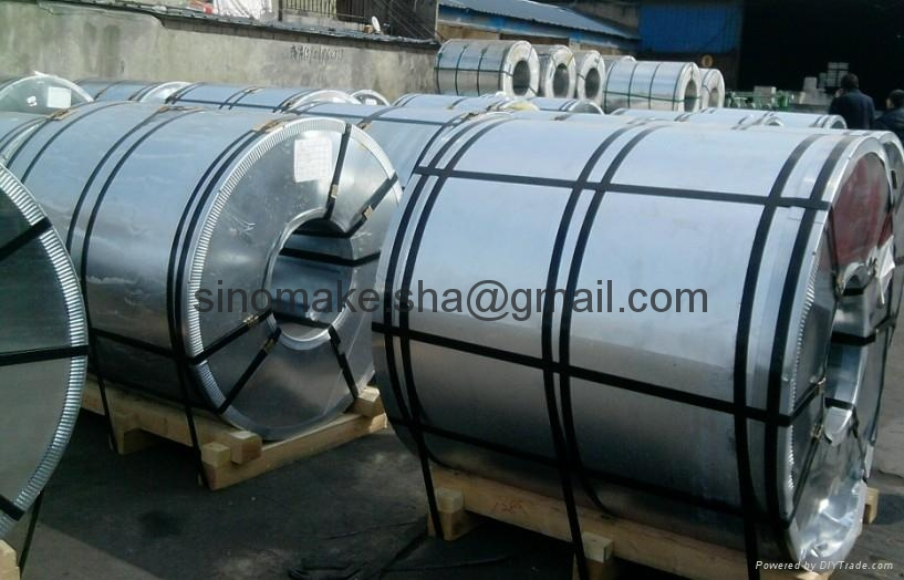 GI and CR steel coil 3