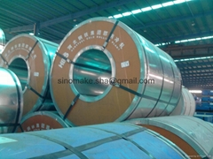 Cold rolled steel sheet in coils