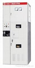 GCS型低壓抽出式開關櫃