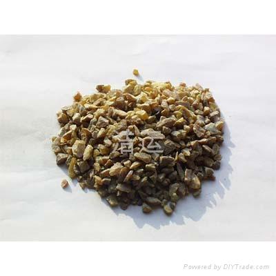 Dead bumed magnesite 3