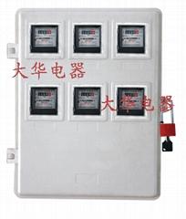 电力专用电网专用玻璃钢电表箱