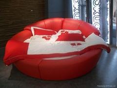 round bed8048