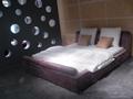 fabric bedB103